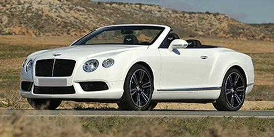 2013 Bentley Continental GT V8 : Car has generic photo