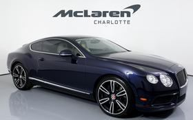 2015 Bentley Continental GT V8:24 car images available