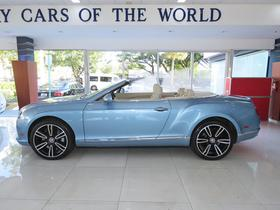 2013 Bentley Continental GT V8:24 car images available