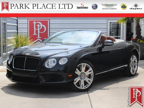 2014 Bentley Continental GT V8:24 car images available