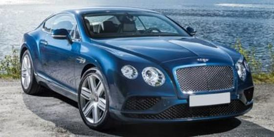 2016 Bentley Continental GT V8 : Car has generic photo
