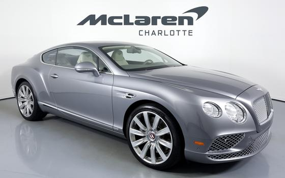 2017 Bentley Continental GT V8:24 car images available