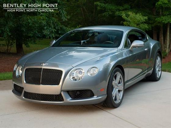 2013 Bentley Continental GT V8:19 car images available