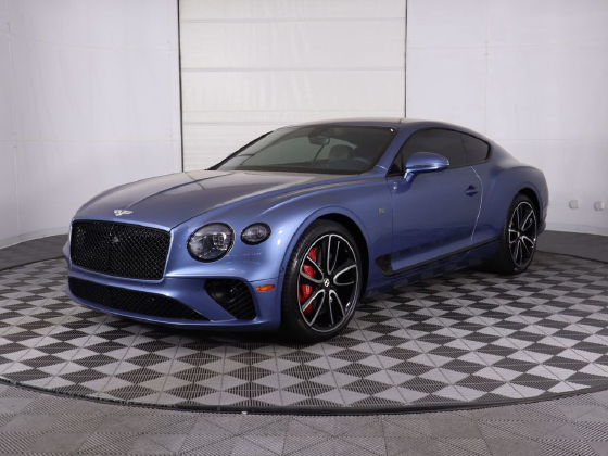 2020 Bentley Continental GT V8:9 car images available