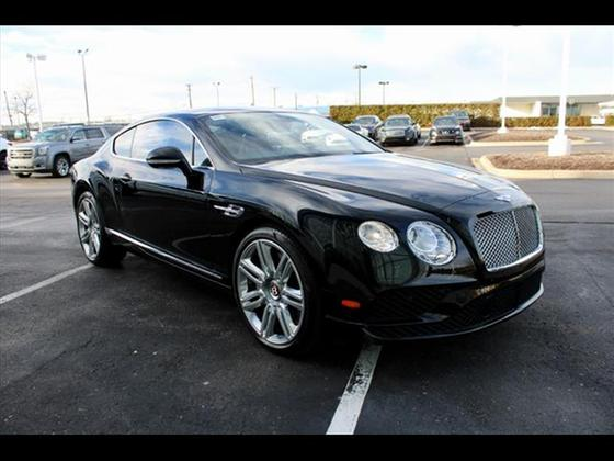 2016 Bentley Continental GT V8:19 car images available