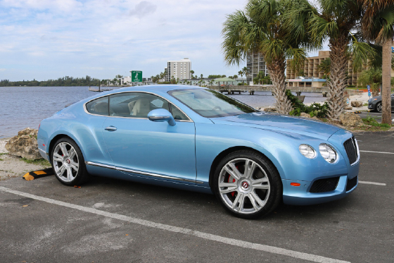 2013 Bentley Continental GT V8:6 car images available