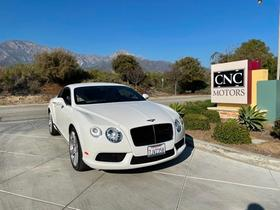 2014 Bentley Continental GT V8:14 car images available