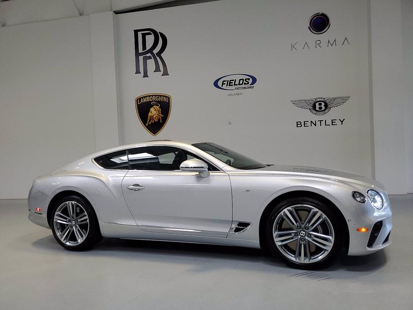2021 Bentley Continental GT V8 : Car has generic photo