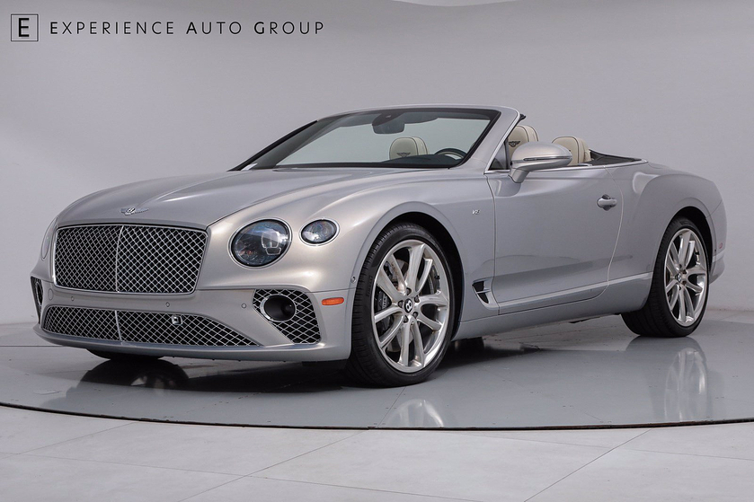 2021 Bentley Continental GT V8:24 car images available