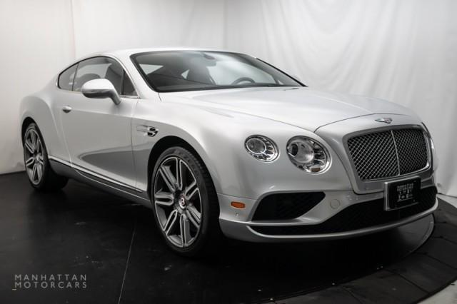 2017 Bentley Continental GT V8:18 car images available