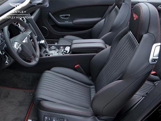 2018 Bentley Continental GT W12 Convertible
