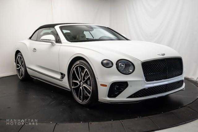 2020 Bentley Continental GT W12 Convertible:20 car images available