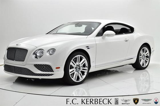 2017 Bentley Continental GT W12:24 car images available