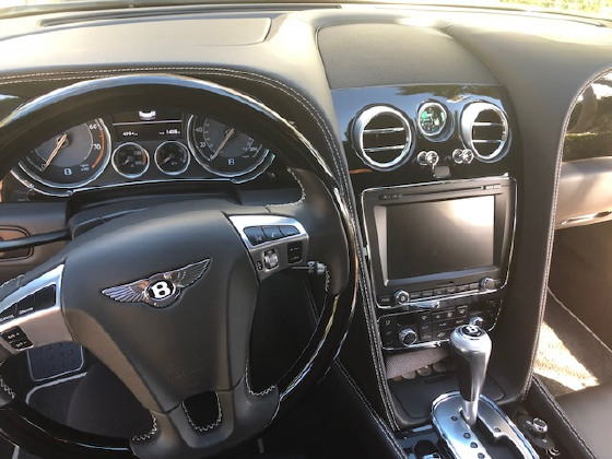2015 Bentley Continental GT W12