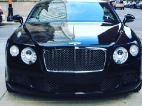 2013 Bentley Continental GT W12:5 car images available