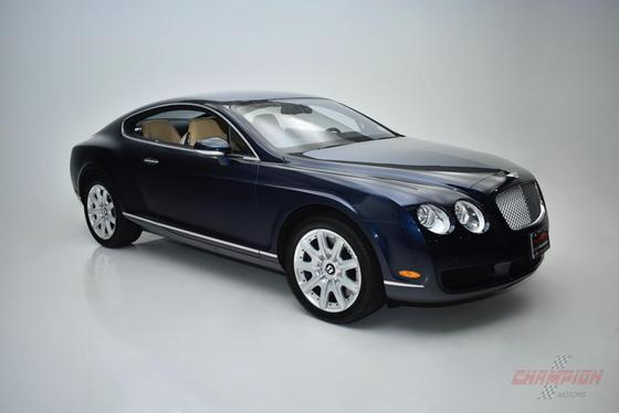 2005 Bentley Continental GT:20 car images available