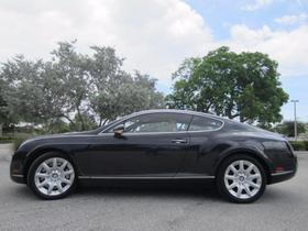 2005 Bentley Continental GT:16 car images available