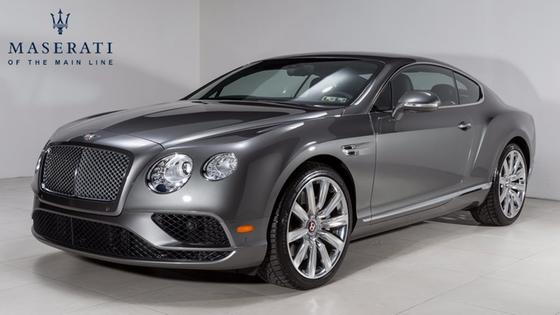 2016 Bentley Continental GT:22 car images available