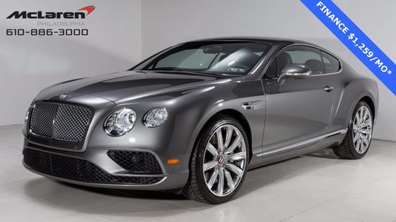 2016 Bentley Continental GT:23 car images available