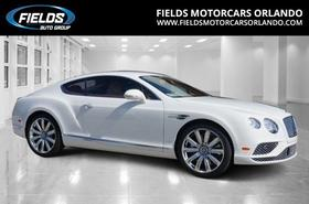 2017 Bentley Continental GT:24 car images available