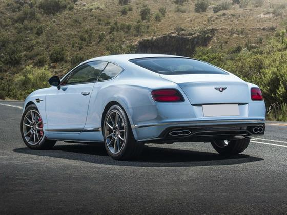 2017 Bentley Continental GT : Car has generic photo