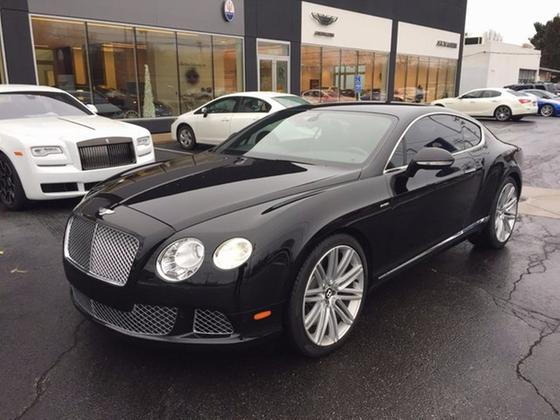 2013 Bentley Continental GT:22 car images available