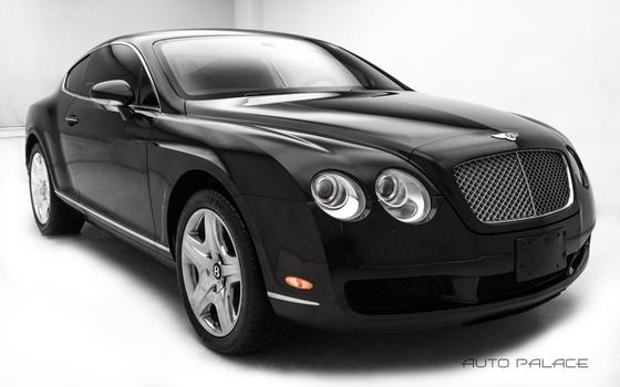 2004 Bentley Continental GT:24 car images available