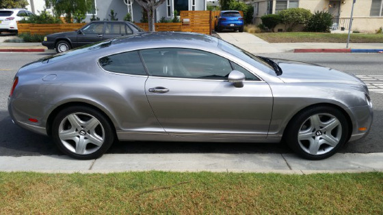 2005 Bentley Continental GT:14 car images available
