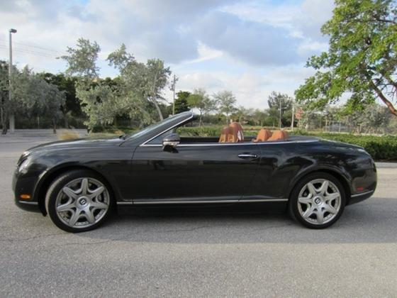 2008 Bentley Continental GT:23 car images available