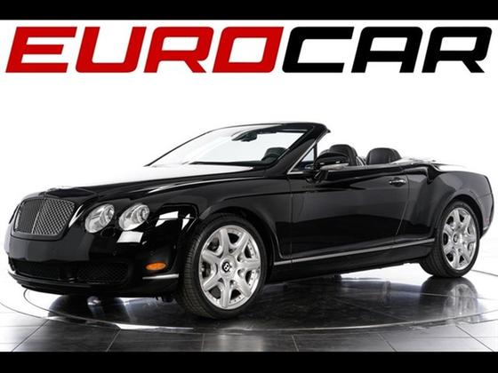 2008 Bentley Continental GT:24 car images available