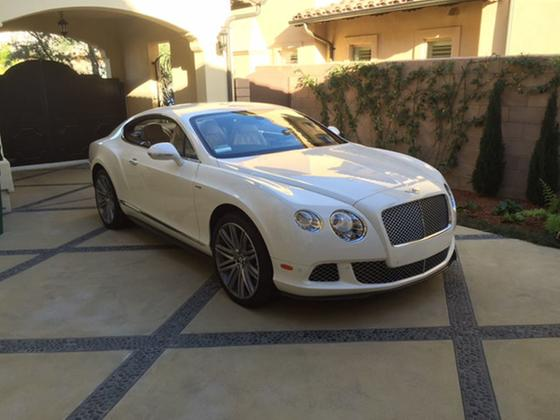 2013 Bentley Continental GT:7 car images available