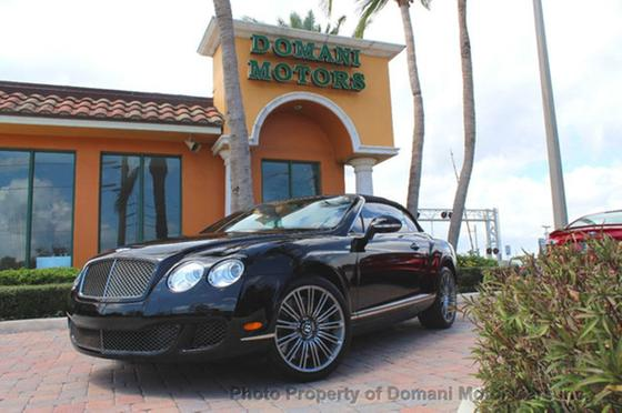 2010 Bentley Continental GT:24 car images available