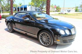 2010 Bentley Continental GT
