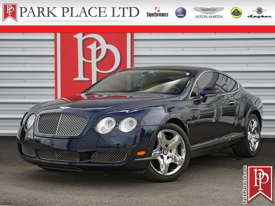 2006 Bentley Continental GT:9 car images available