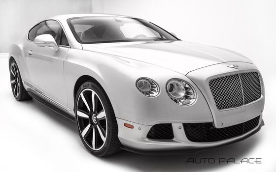 2012 Bentley Continental GT:8 car images available