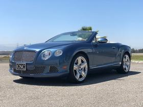 2014 Bentley Continental GT:24 car images available