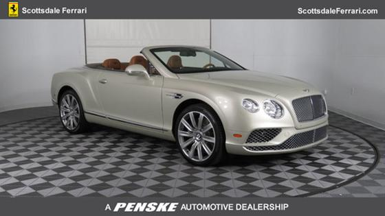 2016 Bentley Continental GT:24 car images available