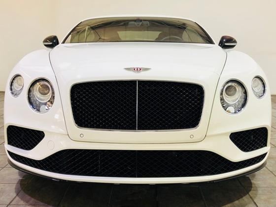 2017 Bentley Continental GT