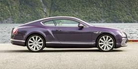 2017 Bentley Continental GT : Car has generic photo