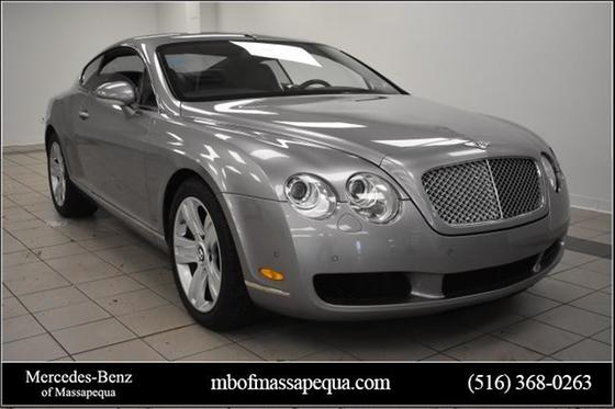 2007 Bentley Continental GT:20 car images available