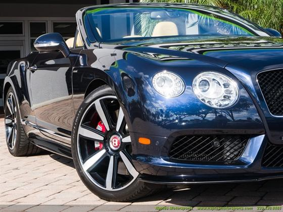 2015 Bentley Continental GT