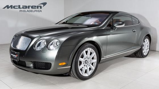 2005 Bentley Continental GT:22 car images available
