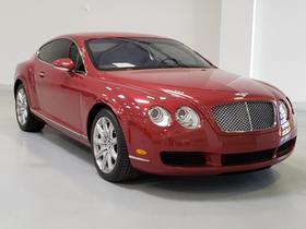 2005 Bentley Continental GT:24 car images available