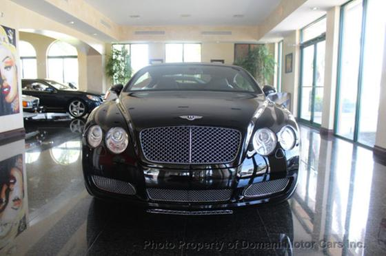 2006 Bentley Continental GT:20 car images available