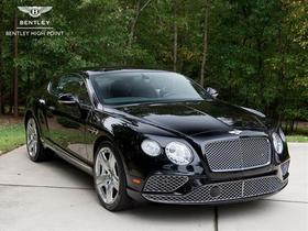 2016 Bentley Continental GT:18 car images available