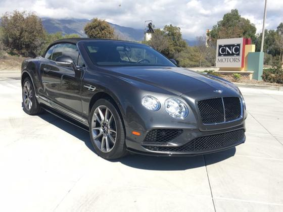 2016 Bentley Continental GT:11 car images available