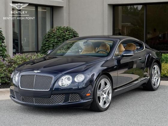 2015 Bentley Continental GT:16 car images available