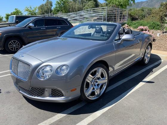 2013 Bentley Continental GT:2 car images available