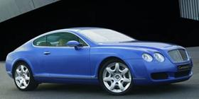 2005 Bentley Continental GT : Car has generic photo