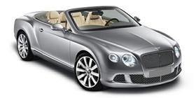 2013 Bentley Continental GT : Car has generic photo